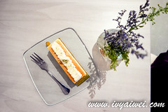 SAM_7342 (ivyaiwei86) Tags: coffee cake cafe desserts patisserie afternoontea cheras connaught