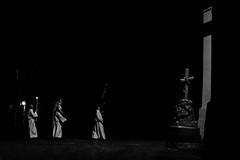 Easter procession (uaru.amphiacantoides) Tags: monochrome easter noir noiretblanc fujifilm pl nighr wielkanoc 2016 religia xt1 wysokikoci rezurekcja