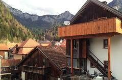Tamins (micky the pixel) Tags: mountains building landscape schweiz switzerland suisse balkon berge alpen landschaft gebude gebirge graubnden grischuna tamins