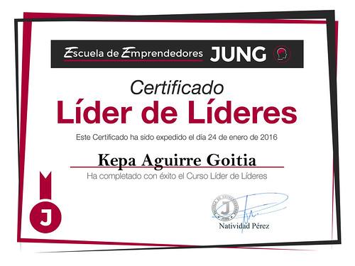Diploma Certificado - JUNG