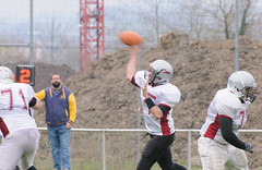 20160403_Avalanches Annecy Vs Falcons Bron (23 sur 51) (calace74) Tags: france annecy sport foot division falcons bron amricain avalanches rgional