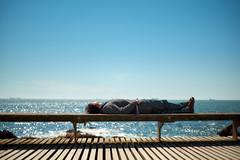 The Calm Sea (adzman_808) Tags: portugal outdoors fuji outdoor availablelight naturallight porto fujifilm matosinhos xf35 fujixpro1 fujifilmxpro1 portolight