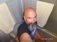 Bathroom Fun (cjacobs53) Tags: self fun bathroom picture cj jacobs clarence jacobsusa