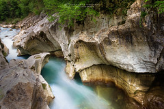Gole del Calore - Il Remolino (generalepeppone) Tags: longexposure light italy color nature canon river landscape daylight interesting italia campania view natura adventure exploration paesaggi hdr paesaggio dinamic naturalpark highdinamicrange canonuser 700d canon700d