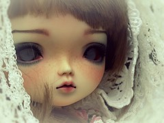little ghost (Nirmrill) Tags: dolls sweet sasha bjd leekeworld leekeworldashley