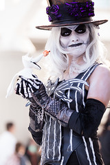 WonderCon 2016 047 (shotwhore photography) Tags: costume cosplay jackskellington zero 70200 lacc comicconvention nightmarebeforechristmas comicbookconvention wondercon losangelesconventioncenter genderbend canon6d isii cosplayconvention wondercon2016