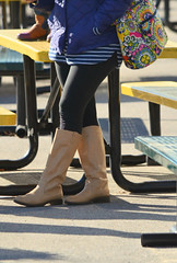 2016-01-03 (19) r2 boots at Laurel Park (JLeeFleenor) Tags: winter girls woman photography donna md shoes boots photos femme mulher maryland footwear frau vrouw dona laurelpark wanita    kneehigh kvinne   nainen kobieta footgear   kvinde ena  kvinna kadn n lamujer    marylandhorseracing  ngiphn