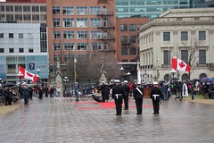 Battle of the Atlantic ceremony on Parliament Hill (Mark Blevis) Tags: ottawa wwii ceremony parade atlantic parliamenthill battleoftheatlantic