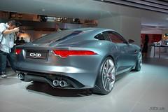 DSC_2289 (Pn Marek - 583.sk) Tags: frankfurt jaguar concept fj iaa arden xj 2011 koncept autosaln cx16