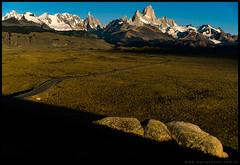 Inmensidad Chalten Patagonia