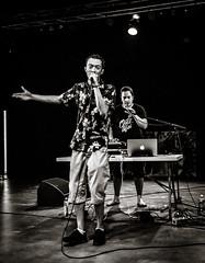 Demi Portion & DJ Rolex (gwangelinhael) Tags: festival hiphop rap nouvellecaldonie newcaledonia openmic koutio djrolex demiportion
