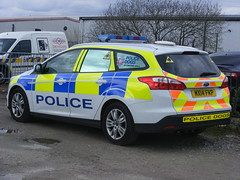 4114 - GMP - MX14 FKP - 026 (Call the Cops 999) Tags: ca uk england dog west ford manchester focus estate britain united great north police kingdom vehicles 101 workshop gb vehicle service greater emergency 112 complex patrol services gmp unit 999 tactical tdu fkp openshaw mx14