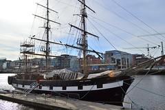 Jeanie Johnston (Mr. Russell) Tags: ireland dublin ship famine jeaniejohnston