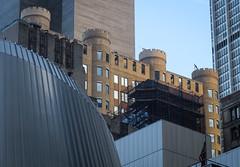 IMG_0322 (kz1000ps) Tags: nyc newyorkcity architecture construction downtown cityscape realestate postmodern manhattan pomo crown philipjohnson urbanism development postmodernism crenelation 33maidenlane