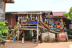 A village house in Thailand (Tungmay Pimjoy) Tags: house thailand village