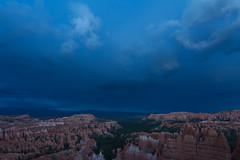 Clouds & Blues Over Bryce (ken.krach (kjkmep)) Tags: brycecanyonnationalpark