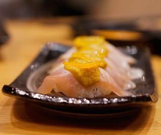 Off the Menu: Bluefin Tuna w/ Uni
