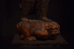 Jaki (deyansu) Tags: wood statue budda