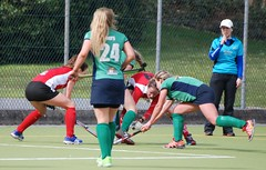 Meave in an effort to win the ball for Greenfields in the forward line (Greenfields Hockey Club) Tags: hockey cork connacht quins harlequins greenfields dangan ihl irishhockeyleague greenfieldshockeyclub irishhockey connachthockey hockeygalway corkharlequins