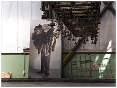 Magnetic (Harry -[ The Travel ]- Marmot) Tags: city urban holland monument netherlands dutch amsterdam nederland stedelijk nl shipyard mokum stad hollands stads ndsm noord urbex stadsarchief werf amsterdamnoord erfgoed scheepswerf shipwharf industriel