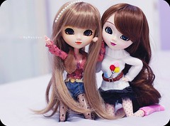 ( MaL Pink  ) Tags: girls girl doll dolls hipster style pullip nina boneca greggia