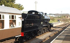53808 Blue Anchor 12.3.16#3 (Bill Pugsley) Tags: 53808 mar12 20160312