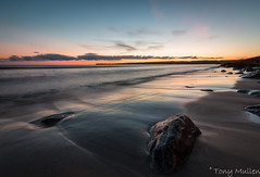 Lahinch Beach (Tony Mullen Photography) Tags: lahinch lahinchbeach lahinchcountyclare tonymullenphotography lahinchsunset