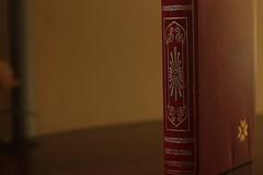 Gustave Flaubert (Fotografa bsica) Tags: madame 50mm bokeh interior libro m42 pentacon gustave flaubert bovary