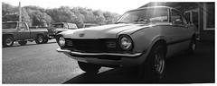 '72 Comet (daveelmore) Tags: bw panorama car blackwhite automobile mercury hotrod vehicle 1972 comet musclecar mercurycomet stitchedpanorama lumixleicadgsummilux25mm114