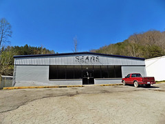 Former Sears of Mayking, KY (NCMike1981) Tags: abandoned retail shopping store kentucky ky sears stores mayking maykingky abandonedretail kentuckyshopping