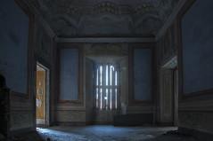 (eLe_NoiR) Tags: decorations abandoned decay forgotten urbanexploration decadence ue urbex abandonedplaces abbandono abbandonato decadenza elenoir
