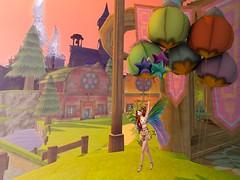 Balloons in Breeze 2 (gwen.enchanted) Tags: love soul breeze jinx maitreya slink bentbox analogdog lumae exposeurdecoy empyreanforge