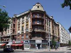 Old residential building, Debrecen, Hungary (The Broccoli) Tags: hungary ungarn hungria debrecen ungheria magyarorszg hungra hongarije hongrie  debreczin debretin  debrecin debrezin  debrein debrecn debreczyn