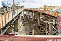r_160428386_kos_a (Mitch Waxman) Tags: newyorkcity newyork construction scaffold greenpointbrooklyn newtowncreek laborers constructionequipment kosciuszkobridge nysdot dukbo