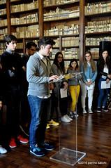 M4302483 (pierino sacchi) Tags: mostra de liceo biblioteca andr visita scuola golgi universitaria broni scientifico