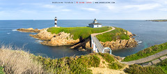Isla Pancha - Ribadeo (www.webdejaime.com) Tags: faro galicia turismo lugo isla ribadeo islapancha costadelugo webdejaime