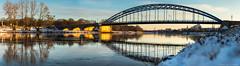Sternbrcke Panorama (SaschaHaaseFotografie) Tags: panorama nature landscape deutschland natur magdeburg sachsen anhalt landschaft stadtpark brcken sternbrcke