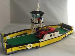LEGO City Ferry 60119 (bademeistAr) Tags: city ferry lego system 60119