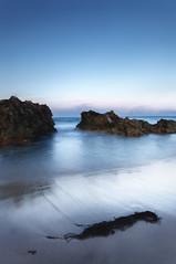 LLanes (N4n0) Tags: sunset beach atardecer asturias playa llanes