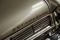 Rambler Ambassador (joaqF) Tags: old classic cars industry museum race de la nikon day time muscle racing antiguos american carros hood museo autos rambler ambassador industria coches capot cap vehculos 18105mm d5100