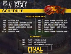Pakistan Super League 2016 (Schedule) (zee_alam92) Tags: pakistan smile team super zee cricket kings peshawar karachi lahore schedule league islamabad psl 2016 quetta socialaspects qalandars zalmi hoebela