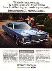 1977 Mercury Marquis (biglinc71) Tags: mercury 1977 marquis