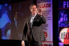 Rick Santorum (Gage Skidmore) Tags: new town hall pennsylvania senator congressman president nation rick first hampshire republican primary fitn 2016 santorum