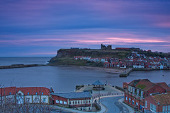Sunrise over Whitby 2016. (paul downing) Tags: winter sunrise nikon harbour whitby 12 filters hitech northyorkshire northyorkshiremoors gnd pd1001 pauldowning d7200 pauldowningphotography