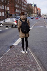 Waiting to cross (osto) Tags: denmark europa europe sony zealand scandinavia danmark slt a77 sjlland osto alpha77 osto february2016