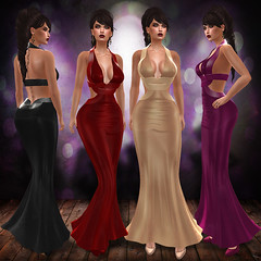 Farah - New release (.:TheBeautifulOnes:. Babs Draconia) Tags: wedding woman sexy beauty fashion women dress formal videogames gaming secondlife marketplace lame hud materials belleza shimmer physique hourglass tmp tbo longdress maitreya slink beautifulones groupgift meshgown lamedress meshclothes fitmesh themeshproject fittedmesh tboclothing slinkbodymesh