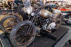 MCN London Motorcycle Show 2016 - classic motorcycles (Sacha Alleyne) Tags: show london classic vintage 1938 motorbike moto motorcycle excel 2016 broughsuperior ss100 mcn motorcyclenews carolenash a6000 mcnmotorcycleshow sonya6000