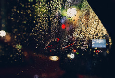 Look out the window (David Go ~) Tags: auto light reflection window germany deutschland licht drops bokeh doubleexposure fenster tropfen tacho reflektionen unschrfe davego mehrfachbelichtung davidgo sigmaart35mm