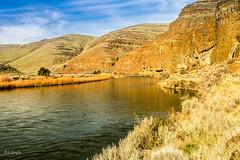 John Day River (JuneBugGemplr) Tags: statepark river canyon johndayriver cottonwoodcanyonstatepark