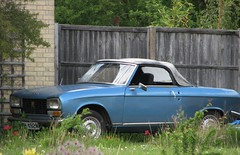 UYH 492M (1) (Nivek.Old.Gold) Tags: convertible 1973 peugeot 304 1288cc